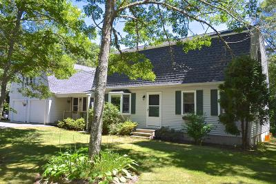 Bourne Single Family Home Active W/Contingency: 31 Winston Avenue