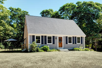 Bourne Single Family Home Active W/Contingency: 153 County Road