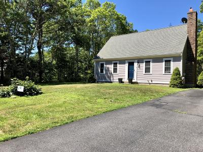 Mashpee Single Family Home For Sale: 23 Old Colony Drive