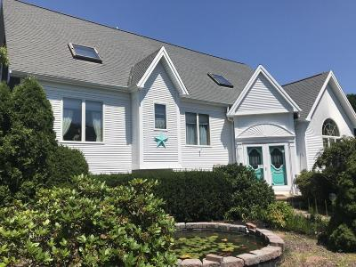 Bourne Single Family Home For Sale: 19 Long Boat Road