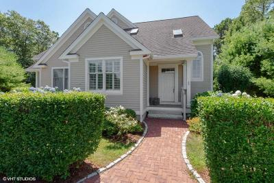 Mashpee Condo/Townhouse For Sale: 29 Quinns Way #29