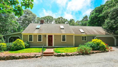 Barnstable Single Family Home For Sale: 93 Shell Lane