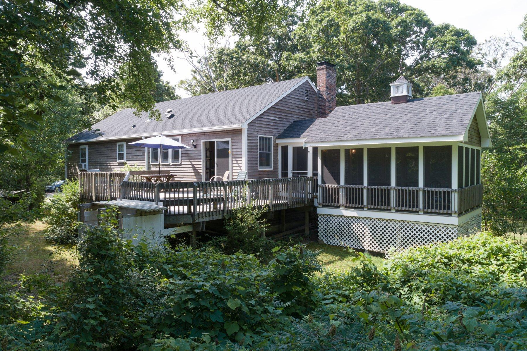 Listing 42 Willie Atwood Road Orleans Ma Mls 21805587 Beach
