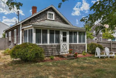 Dennis Single Family Home For Sale: 62 Center Street