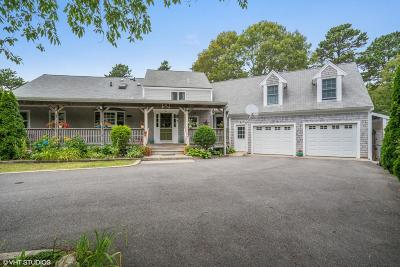 Barnstable Single Family Home For Sale: 21 Five Corners Road