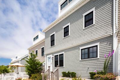 Provincetown Condo/Townhouse For Sale: 51 W Vine Street #B