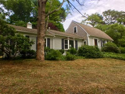 Brewster Single Family Home For Sale: 134 Stonehenge Drive