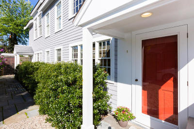 Provincetown Condo/Townhouse For Sale: 7 W Vine Street #1