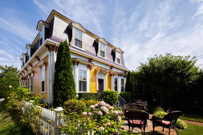 Provincetown Single Family Home For Sale: 584 Commercial Street
