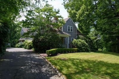 Barnstable Single Family Home For Sale: 2681 Main Street