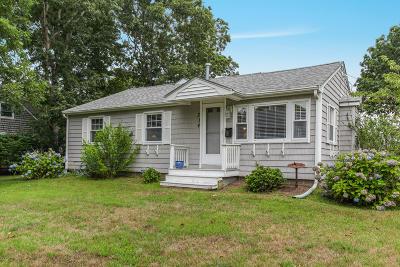 Falmouth Single Family Home For Sale: 314 Maravista Avenue