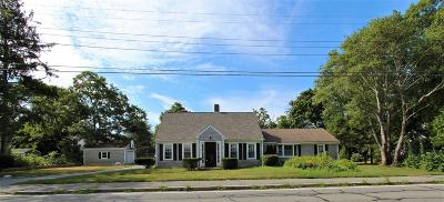 Barnstable Single Family Home Active W/Contingency: 41 Chestnut Street