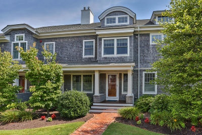 Barnstable Condo/Townhouse For Sale: 780 Craigville Beach Road #C2