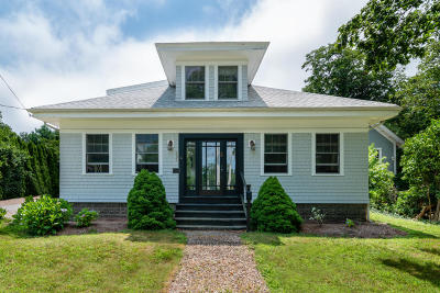Yarmouth Single Family Home For Sale: 435 E Route 6a