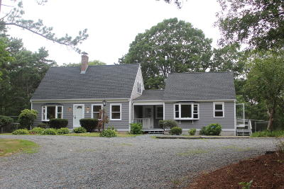 Sandwich Single Family Home For Sale: 52 Greenville Drive