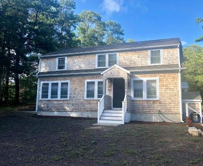 Barnstable Single Family Home For Sale: 464 Old Stage Road