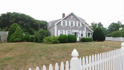 Harwich MA Single Family Home For Sale: $449,000