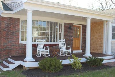 Falmouth Single Family Home For Sale: 25 Crowell Road
