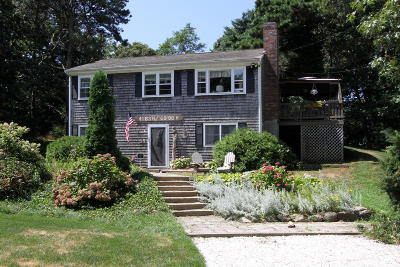 Eastham Single Family Home For Sale: 55 Bearses Lane
