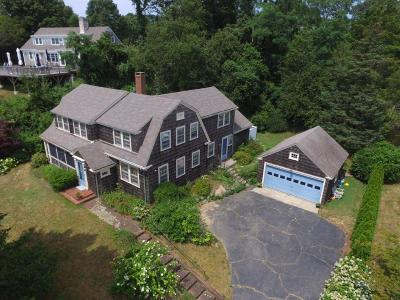 Falmouth Single Family Home For Sale: 219 Elm Road