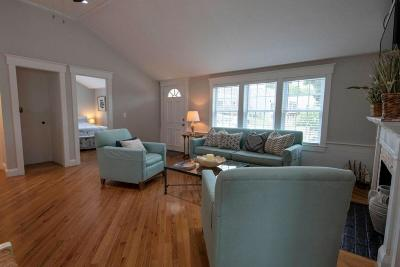Yarmouth Single Family Home For Sale: 5 Water Street