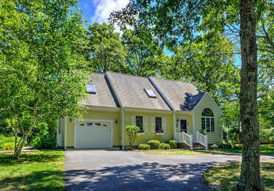 Falmouth Single Family Home For Sale: 42 Oak Ridge Road
