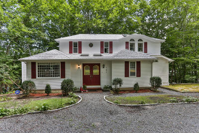 Mashpee Single Family Home For Sale: 151 Timberlane Drive