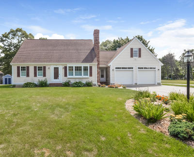 Falmouth Single Family Home For Sale: 21 Caseys Way