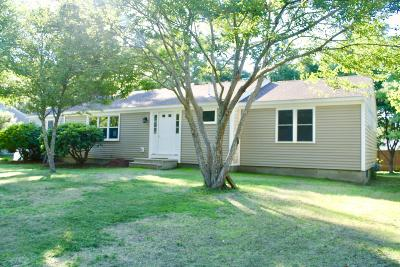 Barnstable Single Family Home For Sale: 98 Cedric Road