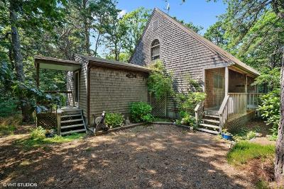 Truro Single Family Home For Sale: 1 Fourth Of July Road