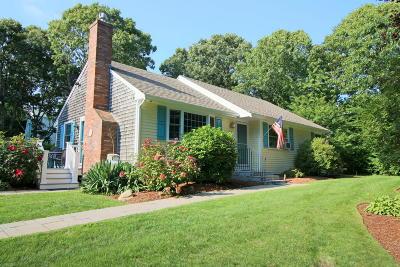 Dennis Single Family Home For Sale: 26 Lunette Lane