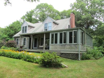 Barnstable Single Family Home For Sale: 161 Parker Road