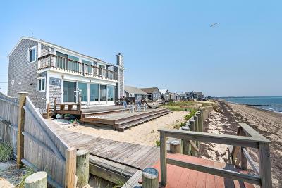 Truro Single Family Home Active W/Contingency: 444 Shore Road