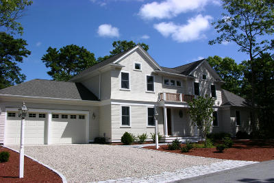 Mashpee Single Family Home For Sale: 42 Fells Pond Road