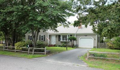 Yarmouth Single Family Home For Sale: 33 Lewis Road
