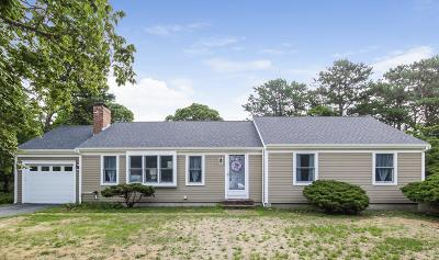 Yarmouth Single Family Home Active W/Contingency: 33 Kaycees Way