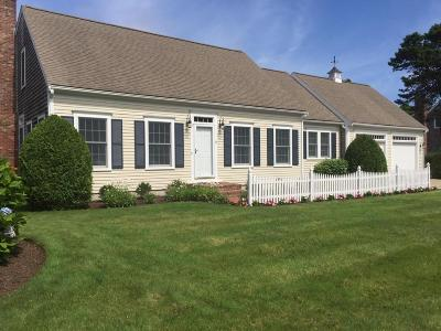 Chatham Single Family Home For Sale: 17 Manamock Road