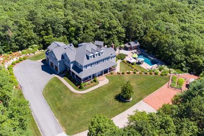 Falmouth Single Family Home For Sale: 104 Twinn View Lane