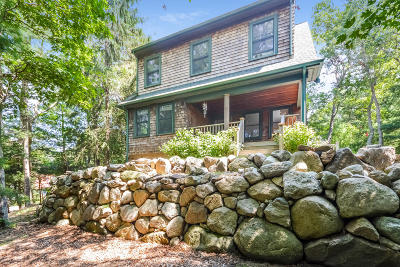Bourne Single Family Home For Sale: 60 Clay Pond Road