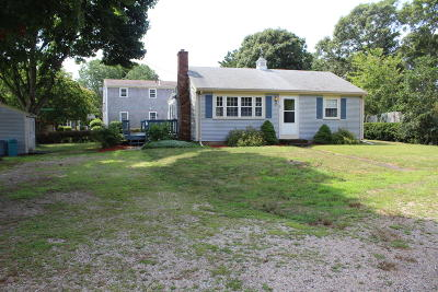 Falmouth MA Single Family Home For Sale: $350,000