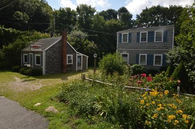 Barnstable Single Family Home For Sale: 2477 Main Street