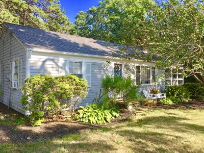 Yarmouth Single Family Home Active W/Contingency: 106 Evergreen Street