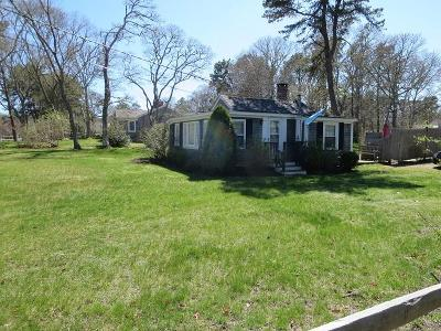 Harwich Single Family Home For Sale: 130 Belmont Road