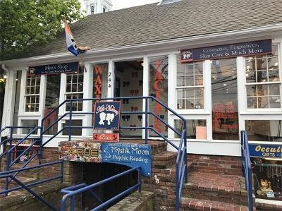 Provincetown Commercial For Sale: 244 Commercial Street #3 & 4
