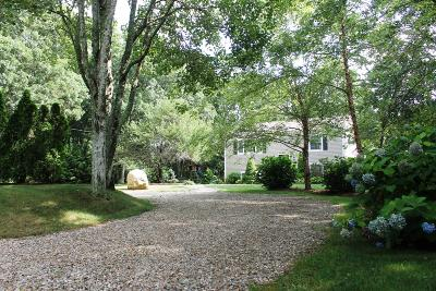Barnstable Single Family Home For Sale: 60 Chippingstone Road