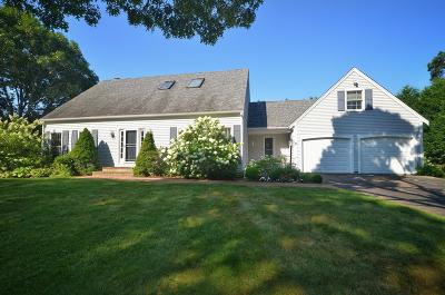 Falmouth Single Family Home For Sale: 8 Bob-White Lane