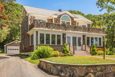 Falmouth Single Family Home For Sale: 32 E Nauset Avenue