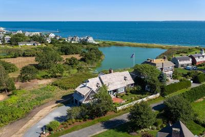 Falmouth Single Family Home For Sale: 46 Waterside Avenue