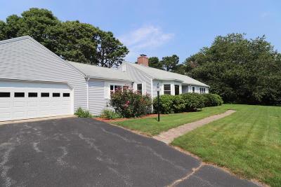 Dennis Single Family Home For Sale: 4 Hillside Drive