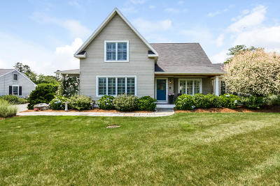 Chatham MA Single Family Home Active W/Contingency: $1,695,000